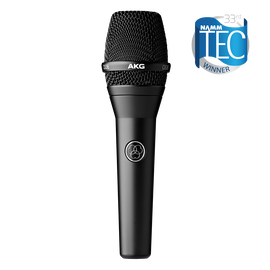 C636 - Black - Master reference condenser vocal microphone - Hero