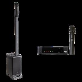 JBL EON ONE PRO + AKG DMS100 Microphone Set Bundle
