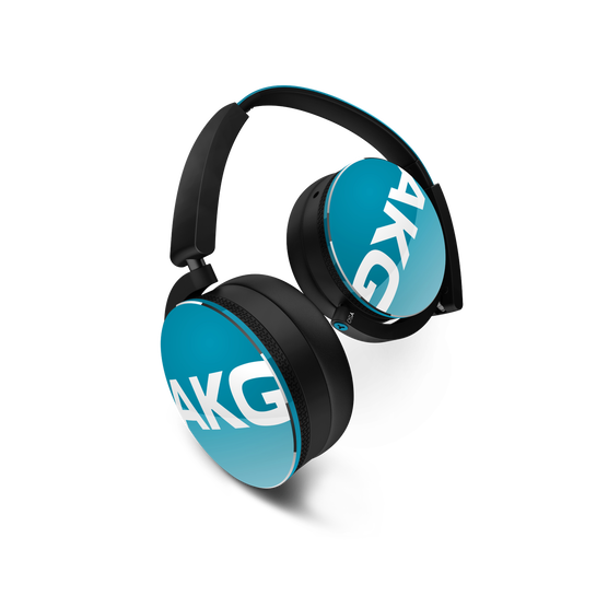 AKG Y50 | Stylish Over-ear Headphones with Remote & Mic