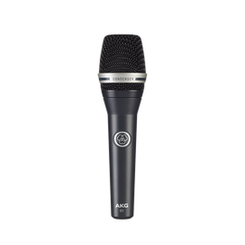 C5 - Matte-Grayish-Blue - Professional condenser vocal microphone - Hero