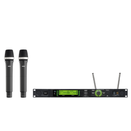 DMS800 Vocal Set D5 (B-Stock) - Black - Reference digital wireless microphone system - Hero