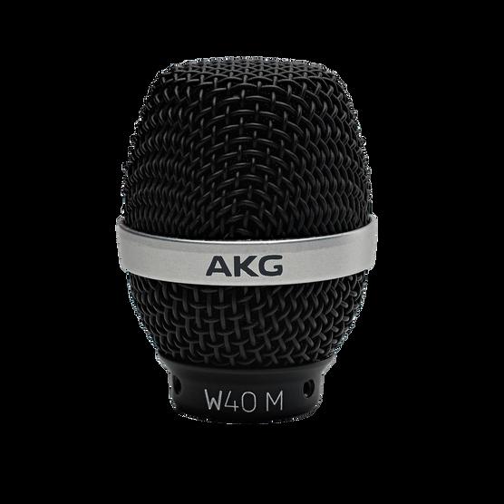 W40 M - Black - Windscreen for CK41 and CK43 - Hero