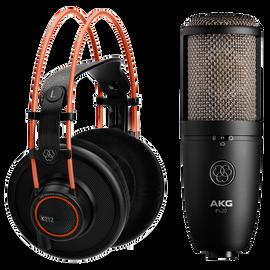 AKG K712 PRO + P420 Bundle
