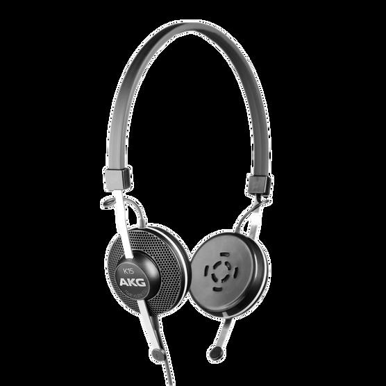 K15 (B-Stock) - Black - High-performance conference headphones - Hero