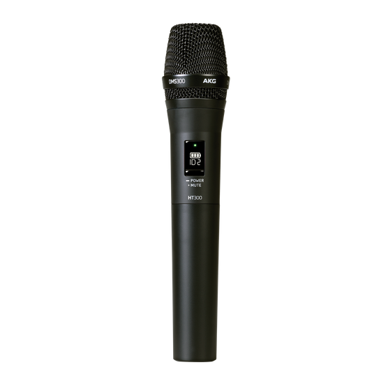 DMS300 Microphone Set