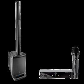 JBL EON ONE + AKG Perception Wireless Vocal Bundle