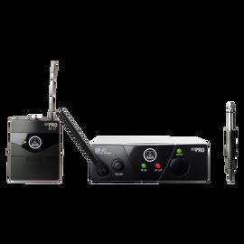 WMS40 Mini Single Instrumental Set - Black - Wireless microphone system - Hero