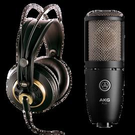 AKG K240 Studio + P220 Bundle