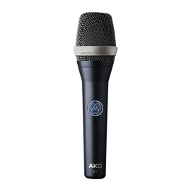 C7 - Matte-Grayish-Blue - Reference condenser vocal microphone - Hero