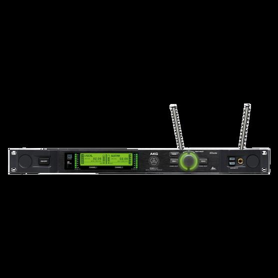 DSR800 Band1 (B-Stock) - Black - Reference digital wireless stationary receiver - Hero