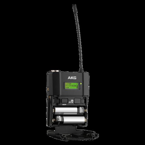 DPT800 Band1 50mW (B-Stock) - Black - Reference digital wireless body pack transmitter - Detailshot 1