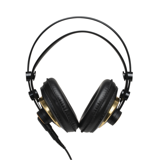 K240 STUDIO - Black - Professional studio headphones - Front