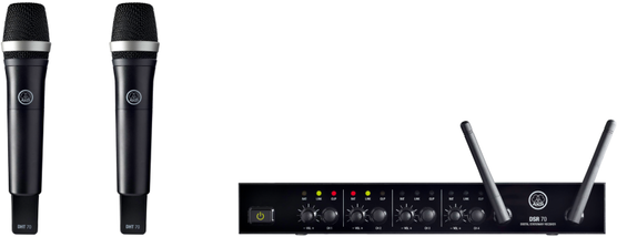 DMS70 Quattro Vocal Set P (discontinued)