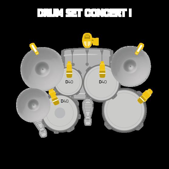 Drum Set Concert I