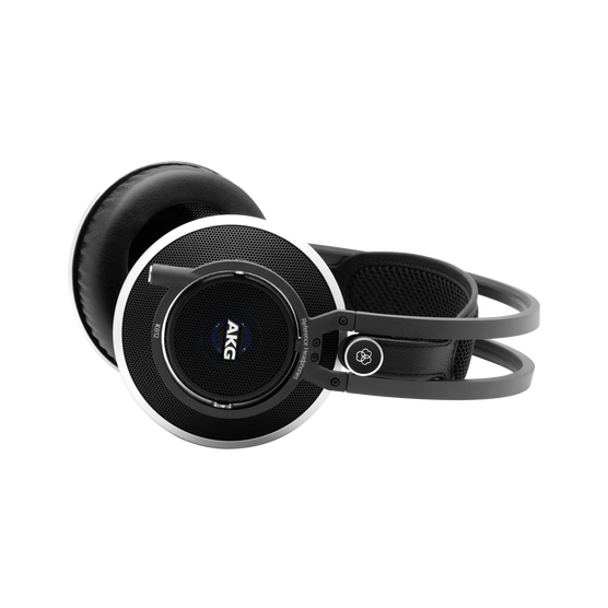 K812 - Black - Superior reference headphones - Detailshot 3