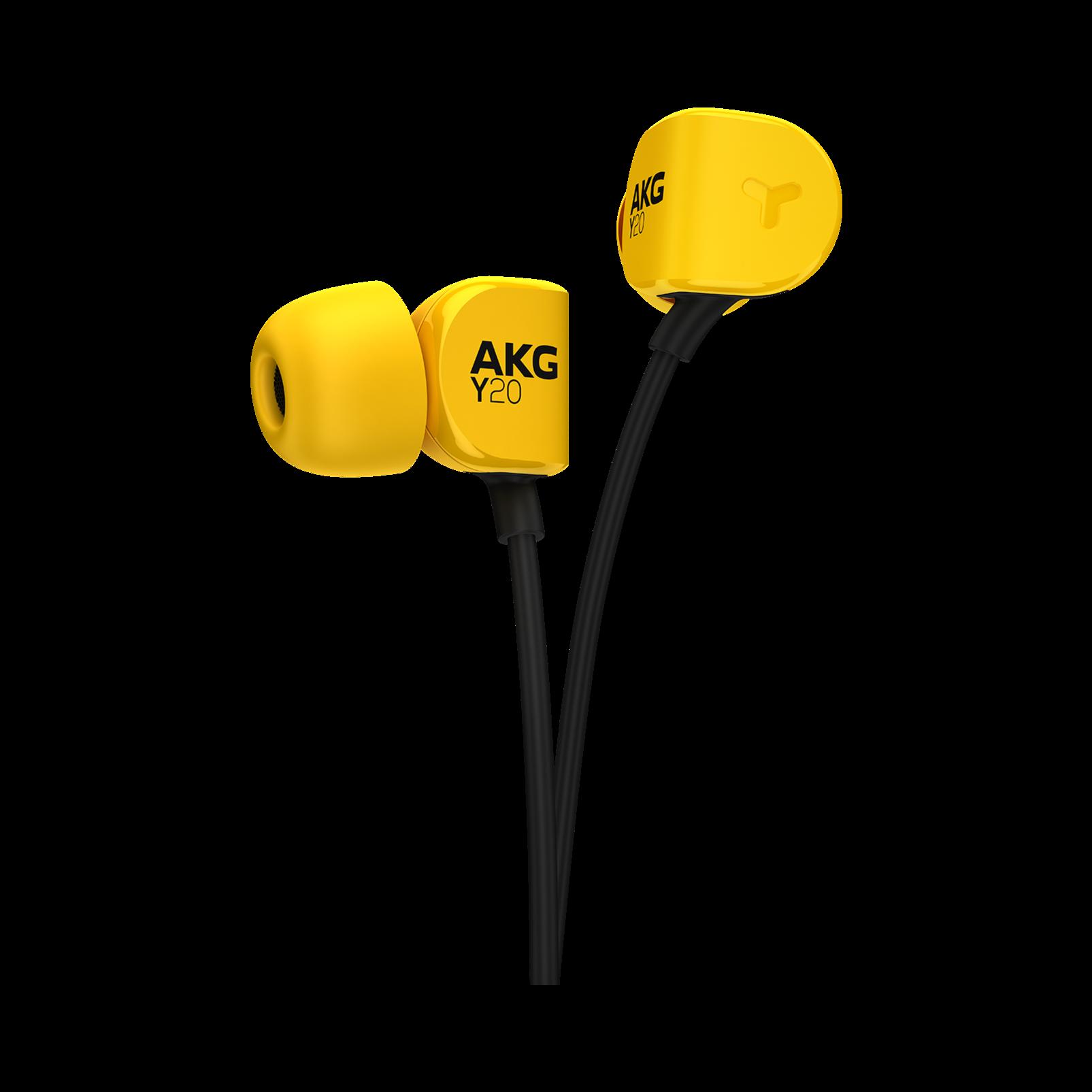 Earbuds akg y20u - headphones akg lightning