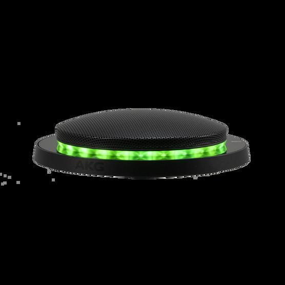 CBL301 - Black - Triple element, professional low-profile boundary layer microphone - Detailshot 1