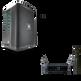 JBL EON ONE Compact + AKG DMS300 Microphone Bundle
