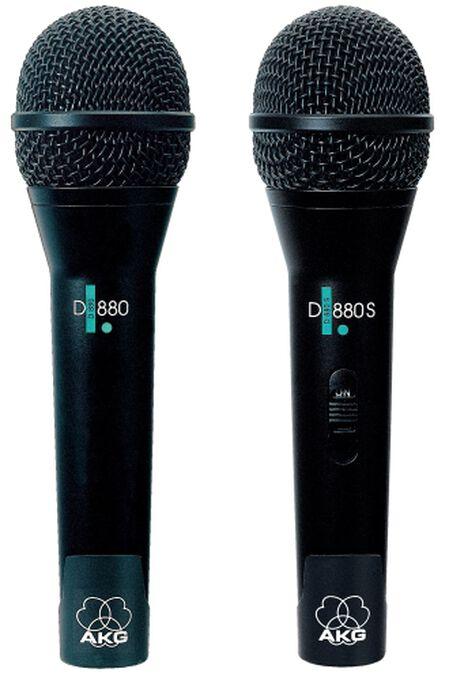 D880 / D880 S (discontinued)