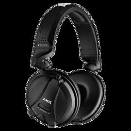 K181 DJ UE (discontinued) - Black - Reference class DJ headphones - Hero