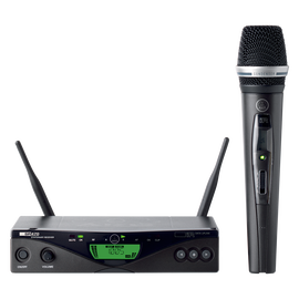 WMS470 Vocal Set C5 Band6-A-ISM 10mW EU/US/UK - Black - Professional wireless microphone system - Hero