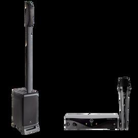 JBL EON ONE PRO + AKG Perception Wireless Vocal Bundle