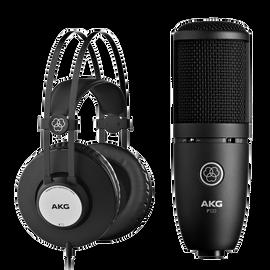 AKG K72 + P120 Bundle