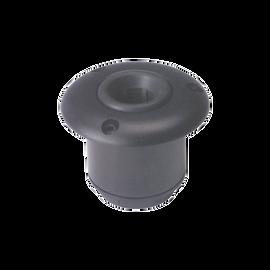H500 (B-Stock) - Black - Shock mount for E and ES DAM Series gooseneck modules - Hero