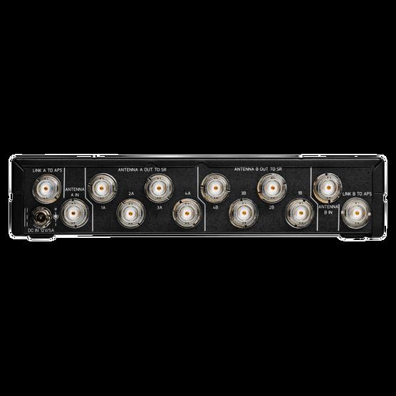 APS4/NONE - Black - Antenna power splitter - Back