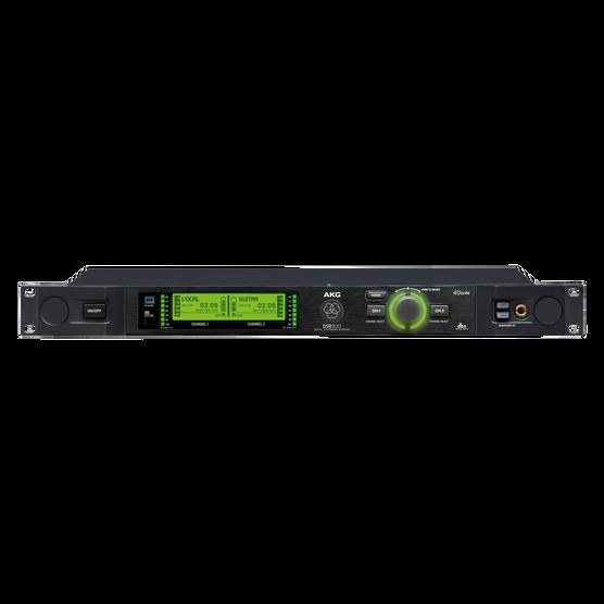 DSR800 Band1 (B-Stock) - Black - Reference digital wireless stationary receiver - Detailshot 1