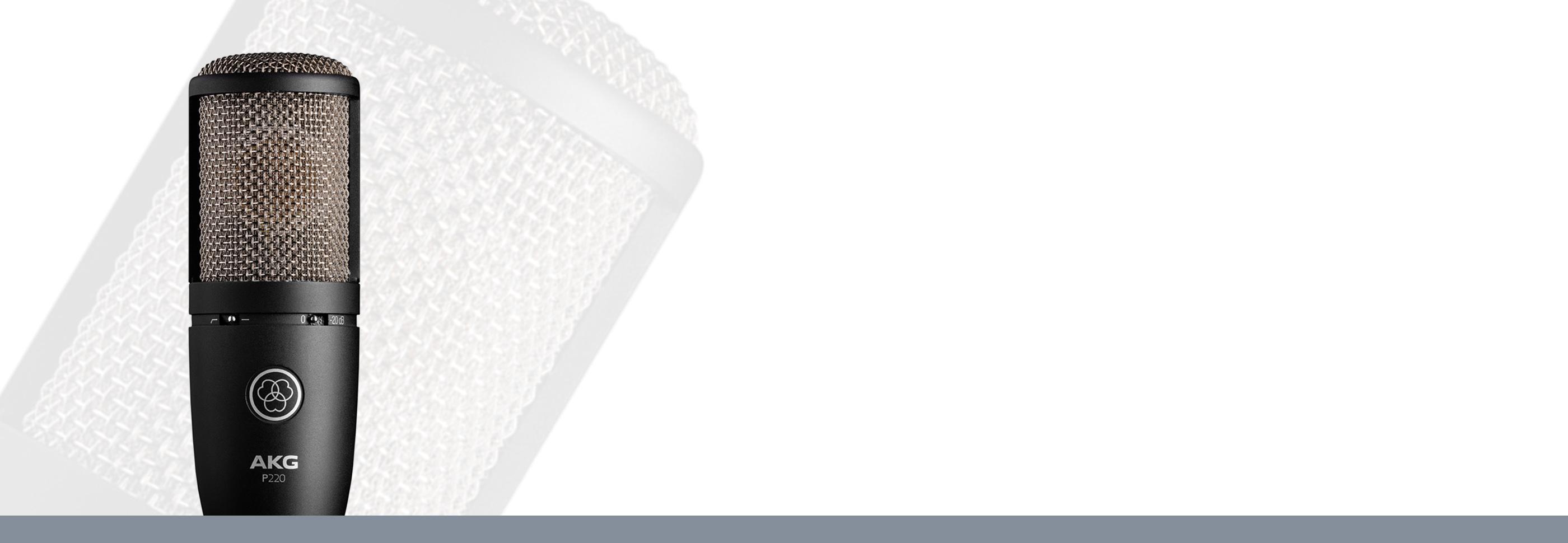 Official AKG Store – Microphones 4e27e760c6