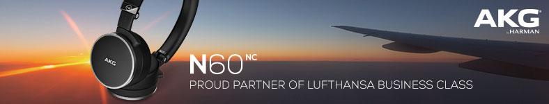Proud Partner of Lufthansa Business Class