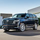 2021 Cadillac Escalade with <br />AKG Studio Reference System