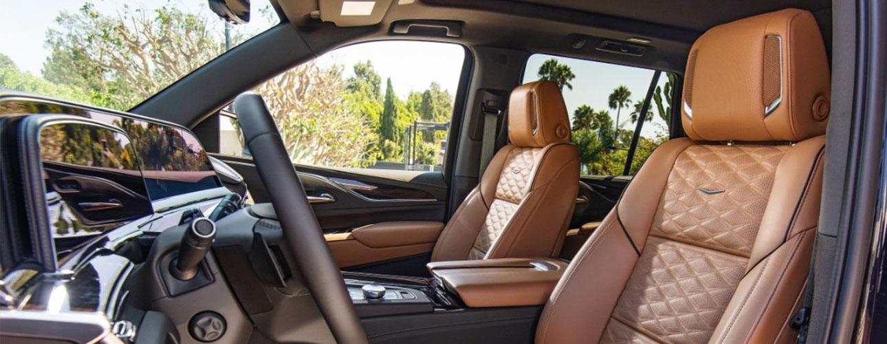 2021 Cadillac Escalade with<br /> AKG Studio System