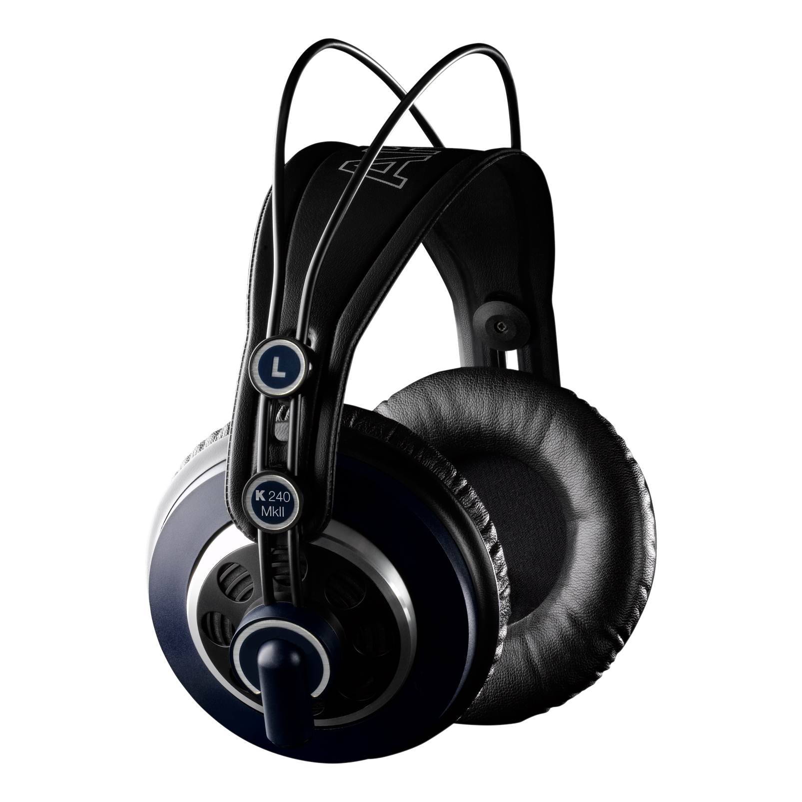 K240 MKII - Black - Professional studio headphones - Hero