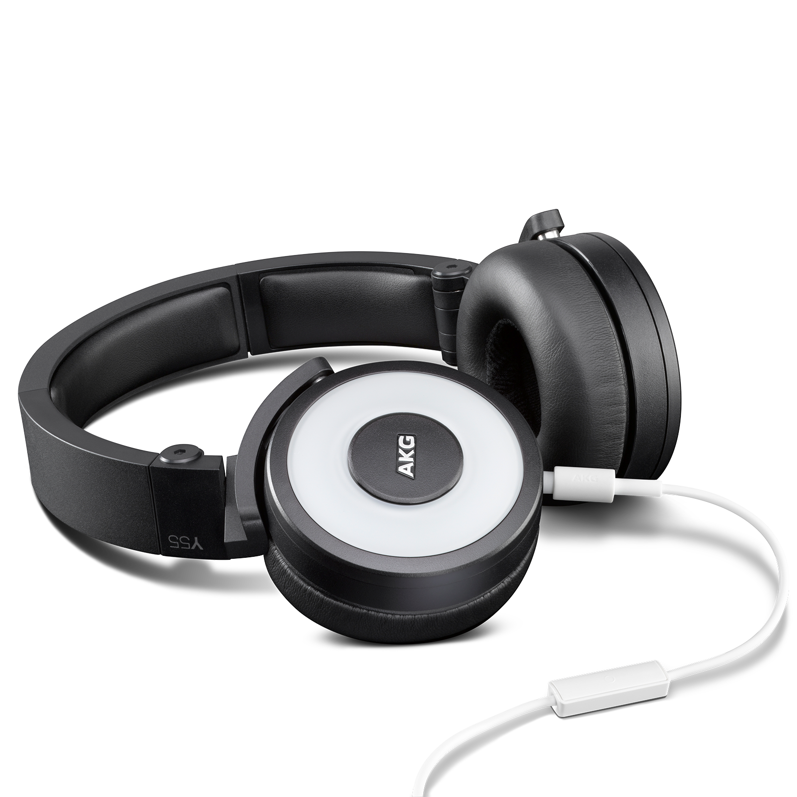 y55 high performance dj headphones with in line microphone and remote. Black Bedroom Furniture Sets. Home Design Ideas