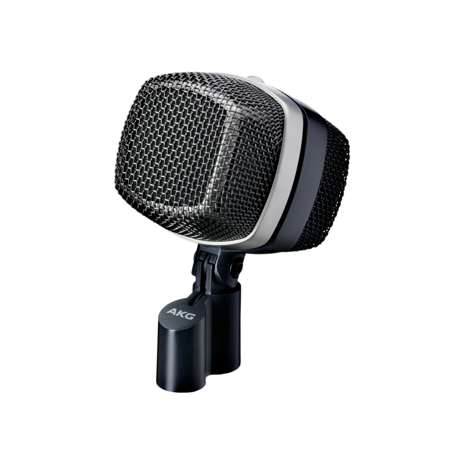 D12 VR - Black - Reference large-diaphragm dynamic microphone - Hero