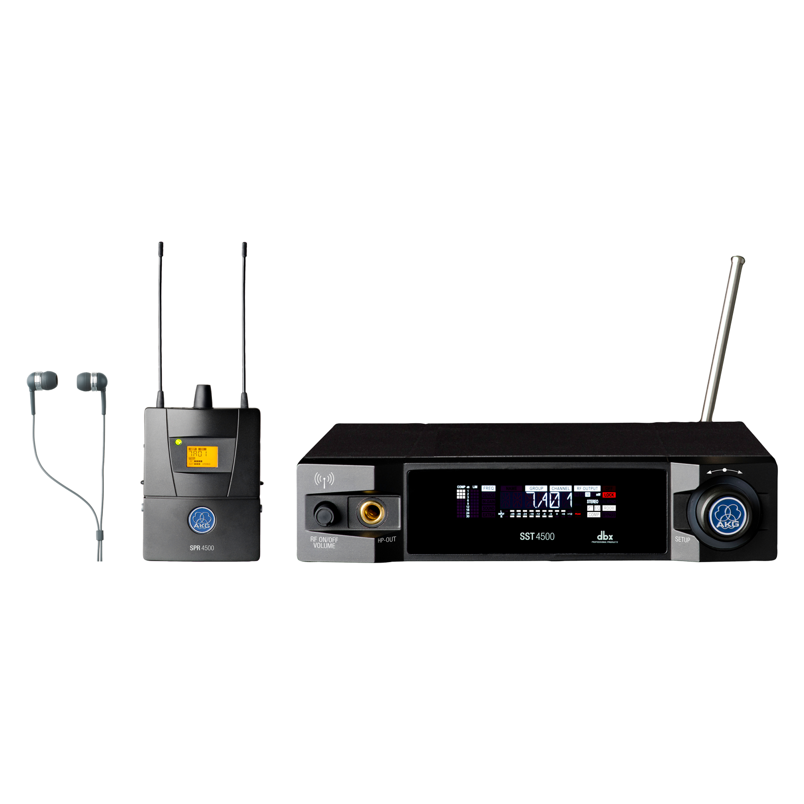 IVM4500 IEM Band8 100mW