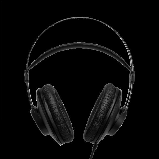 K52 - Black - Closed-back headphones - Detailshot 1