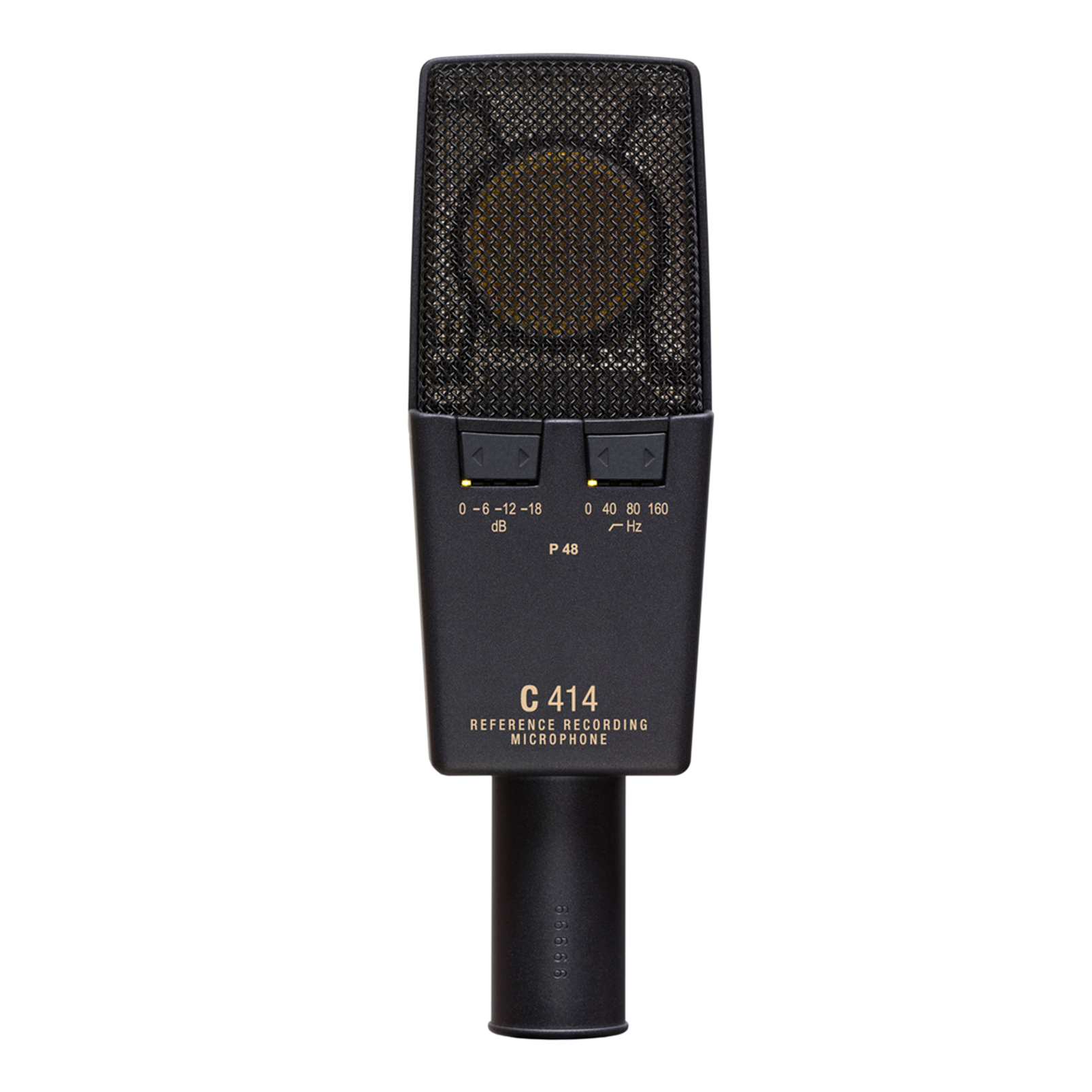 C414 Xlii Reference Multipattern Condenser Microphone Diagram Symbools Of