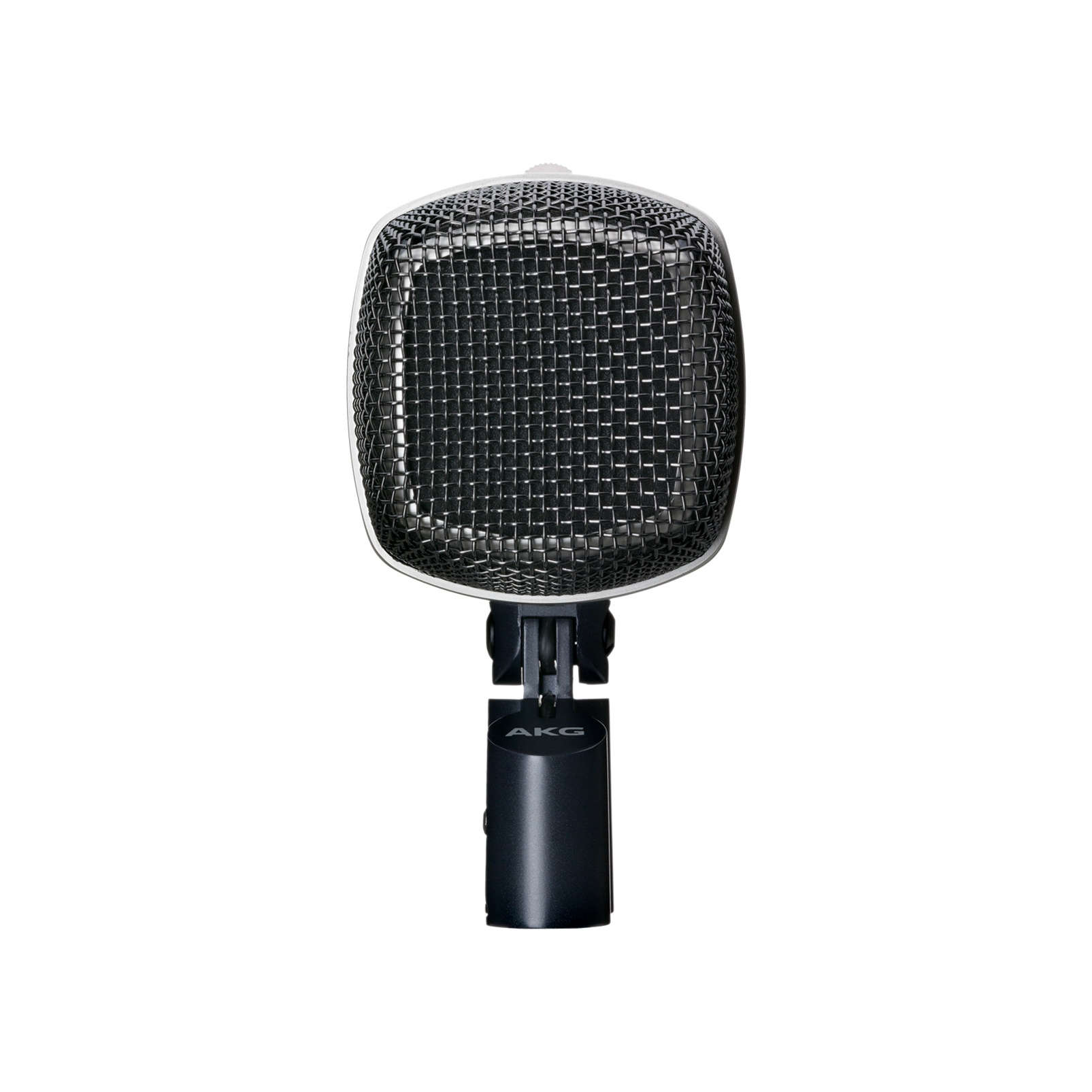 D12 VR - Black - Reference large-diaphragm dynamic microphone - Front