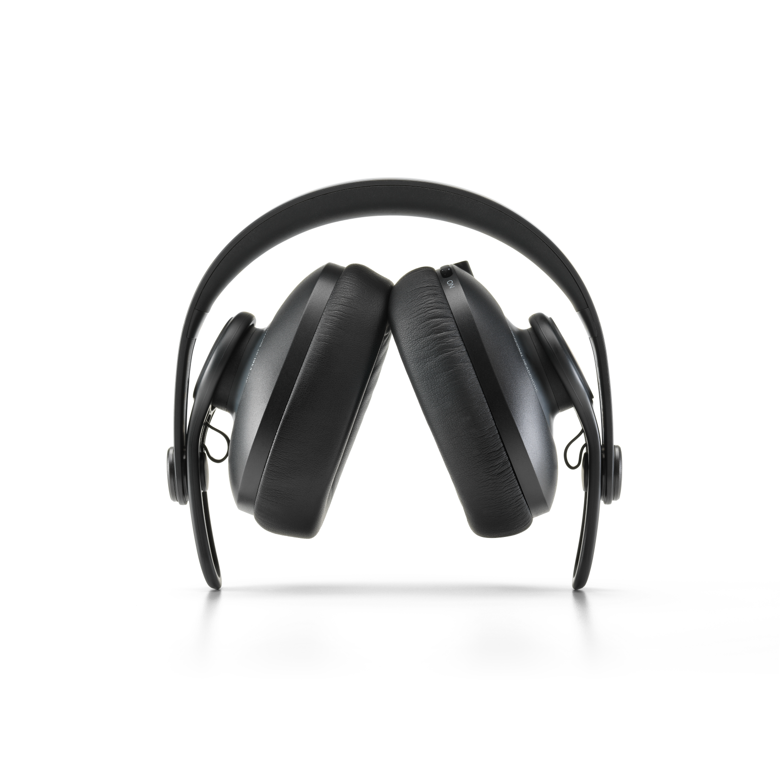 K361-BT - Black - Over-ear, closed-back, foldable studio headphones with Bluetooth - Detailshot 1