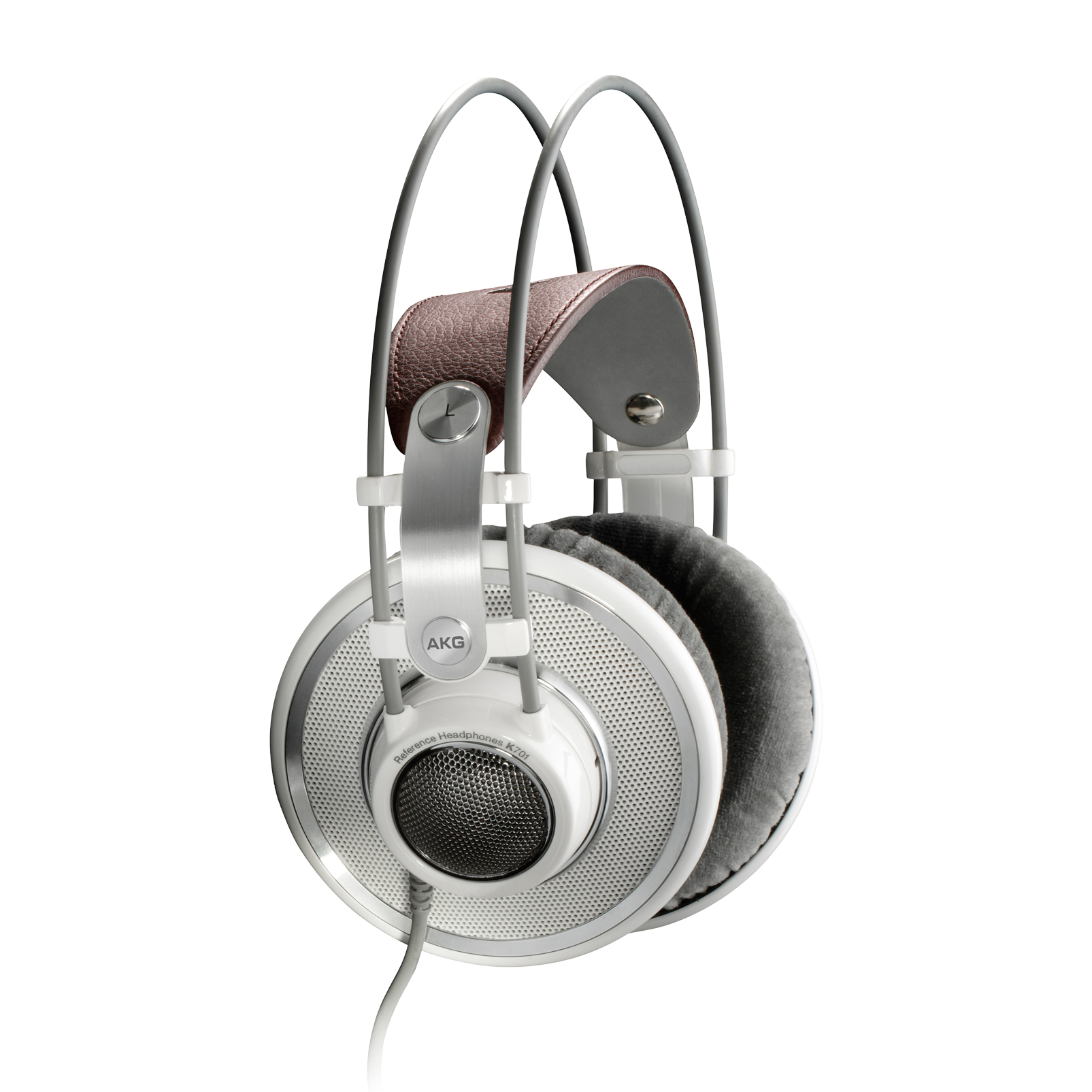 K701 - White - Reference class premium headphones - Hero