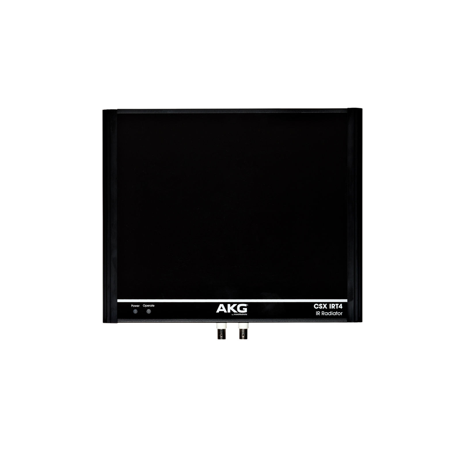 CSX IRT4 - Black - 10 channel infrared transmitter +/-60° - Front