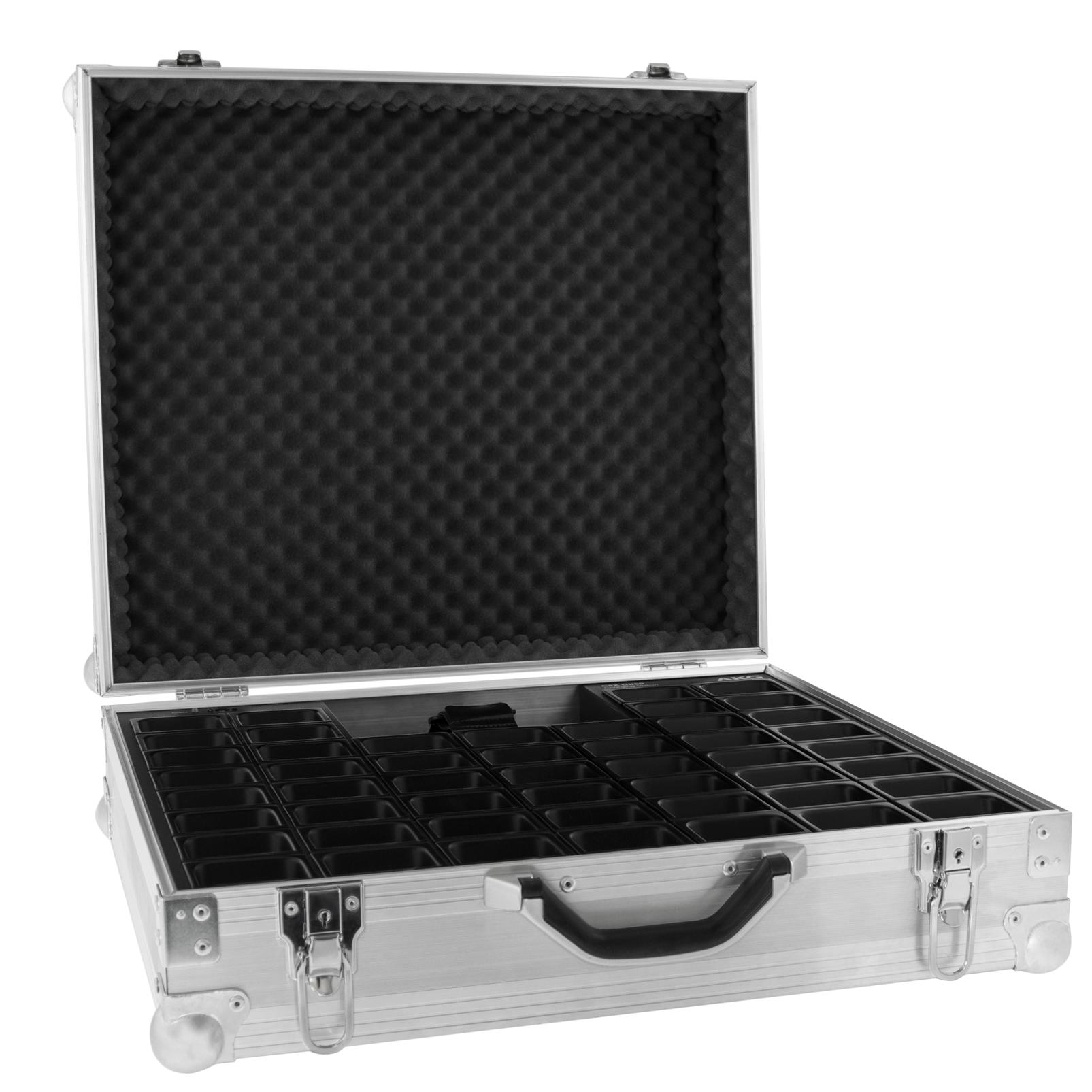 CSX CU50 - Grey - Storage and charging case - Hero