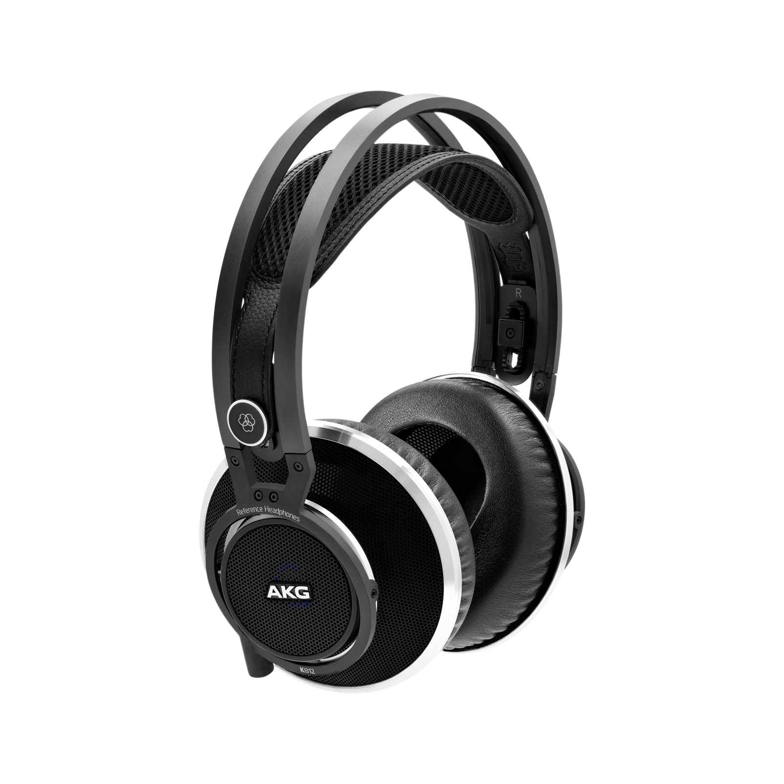 K812 - Black - Superior reference headphones - Hero