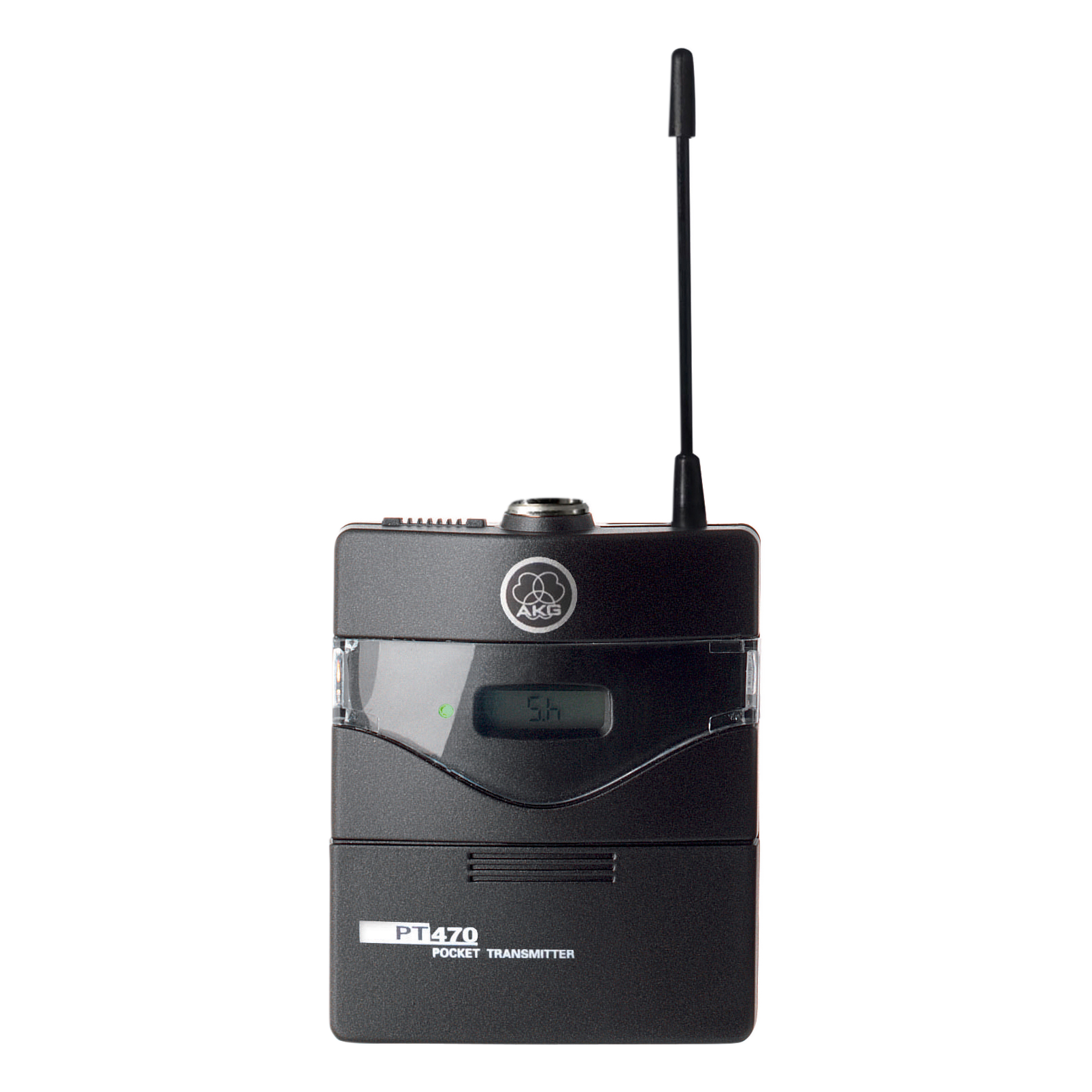 PT470 - Black - Professional wireless body-pack transmitter - Hero