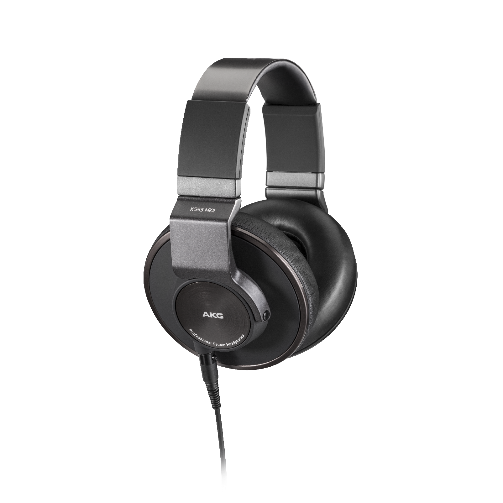 K553 MKII - Black - Closed-back studio headphones - Hero