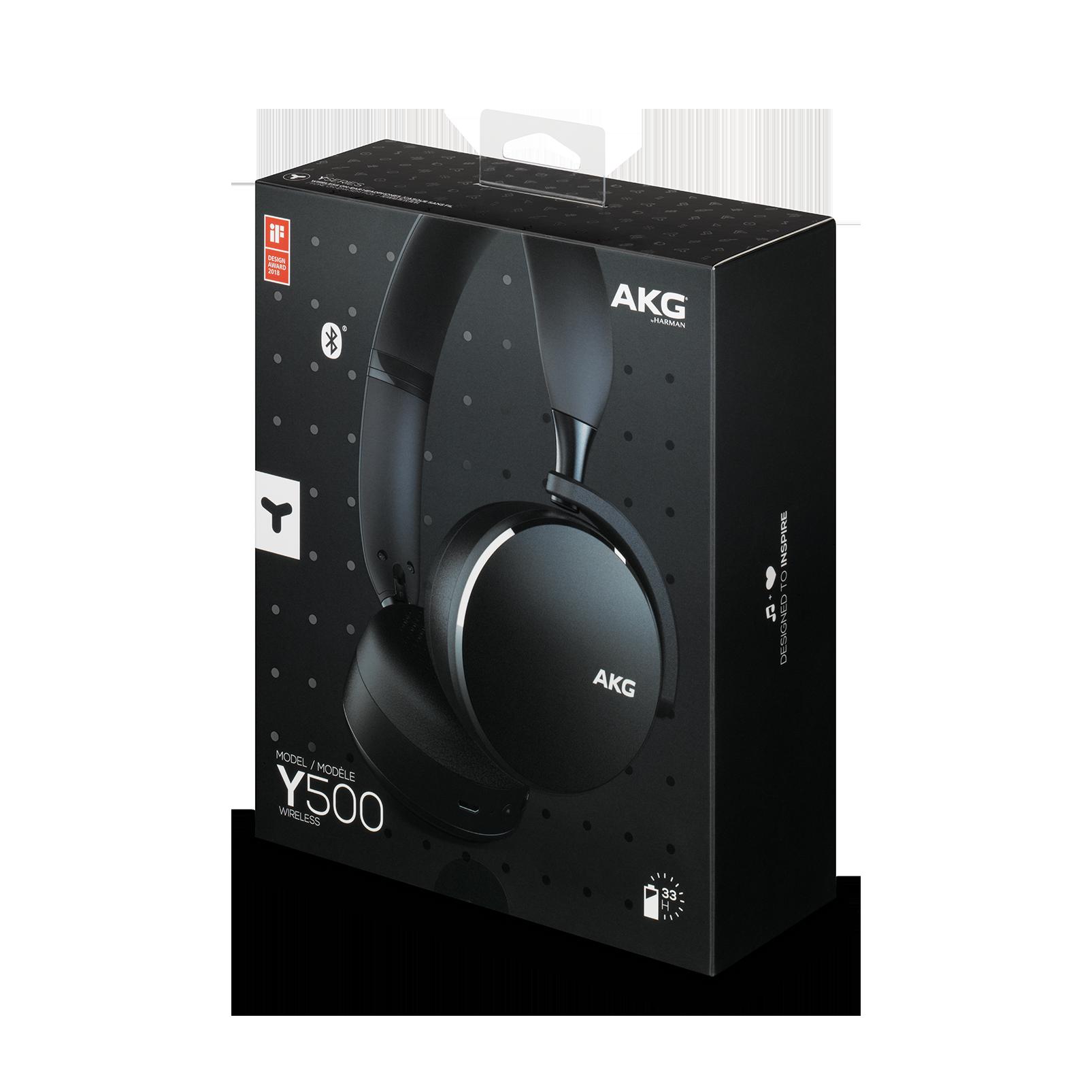 Y500 Wireless | Wireless on-ear headphones