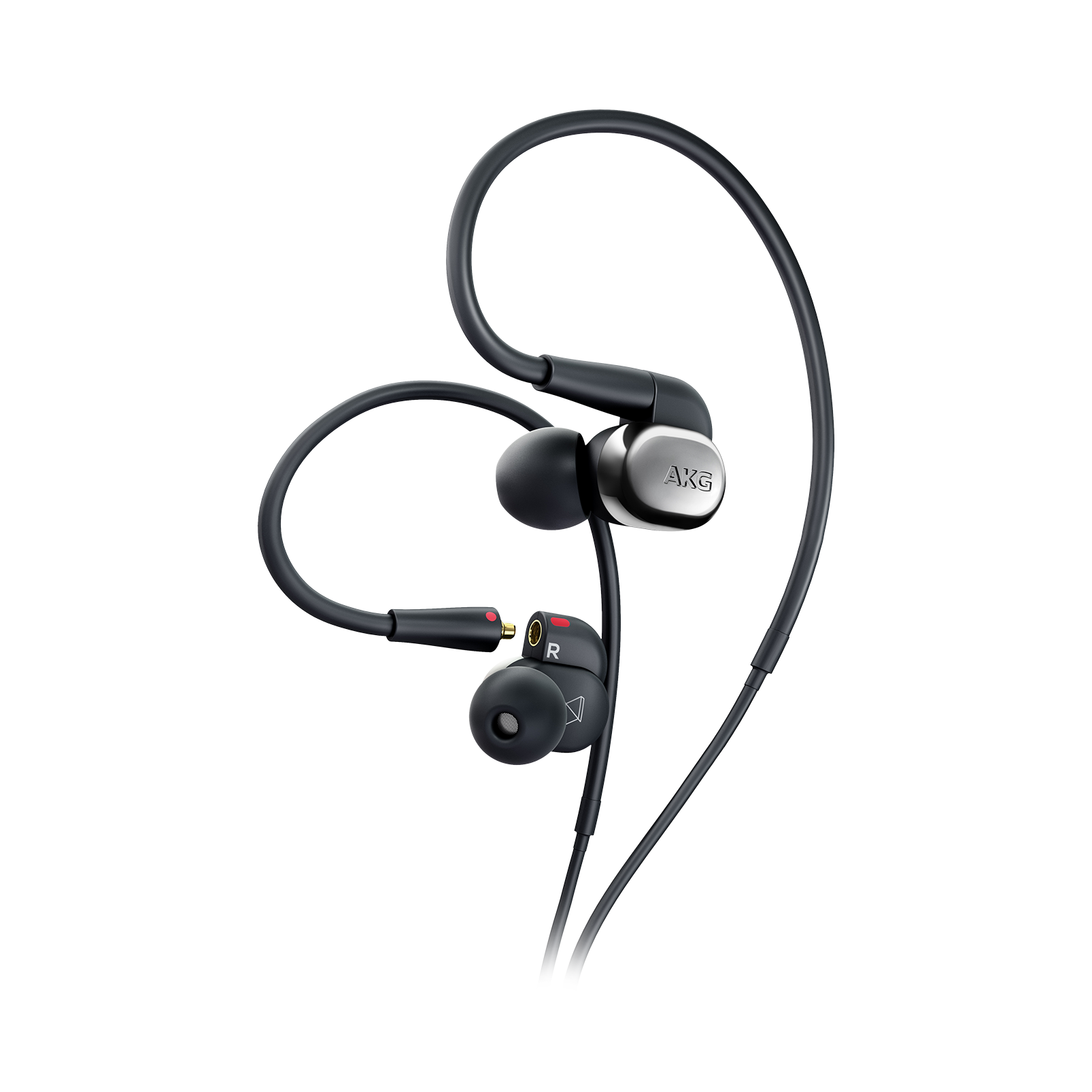 N40 | High-resolution in-ear headphones with customizable sound.